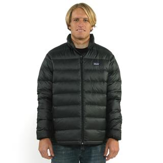Patagonia Men's Black Hi-Loft Down Jacket