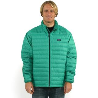 Patagonia Men's Green Supersonic Down Sweater