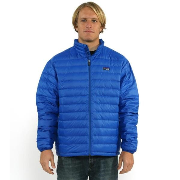 Patagonia Men's Viking Blue Down Sweater