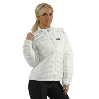 Patagonia Women's Birch White Down Jacket