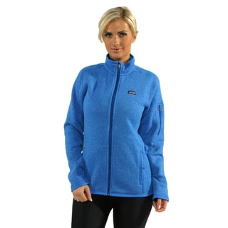 Patagonia Women's Oasis Blue Better Sweater Jacket