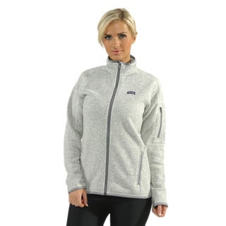 Patagonia Women's Natural Feather Grey Better Sweater Jacket