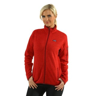 Patagonia Women's Red Delicious Better Sweater Jacket