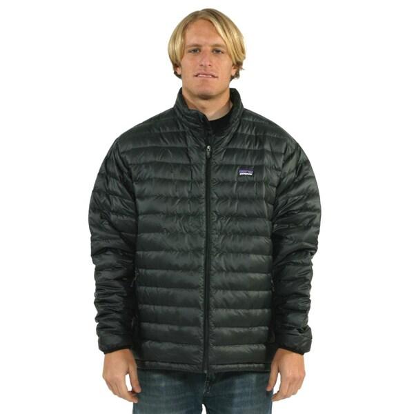 Patagonia Men's Black on Black Down Sweater