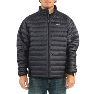 Patagonia Men's Graphite Navy Down Sweater