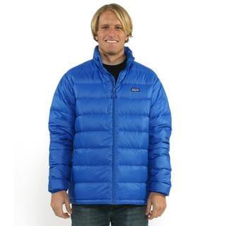 Patagonia Men's Hi-Loft Viking Blue Down Sweater
