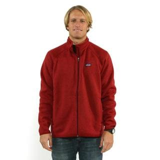 Patagonia Men's Wax Red Better Sweater
