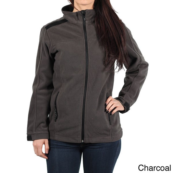 River's End Women's Missy Bonded Fleece Jacket
