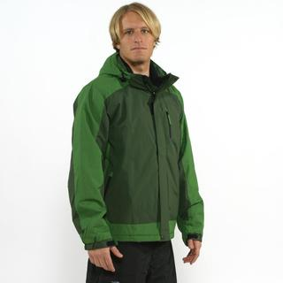 Pulse Men's Green Ridge Back Jacket