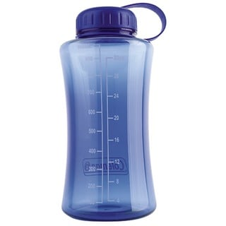 Coleman 32-ounce Blue PC Hourglass Water Bottle