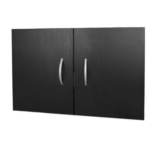 Organized Living freedomRail Midnight Live Big O-Box Accessory Doors