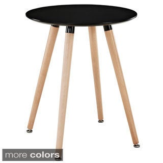 Track Circular Side Table