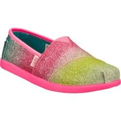 Girls' Skechers BOBS World III Glitterbug Pink/Multi