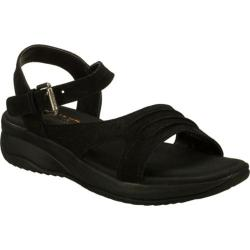 Women's Skechers Relaxed Fit Promotes Landings Black