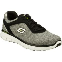 Men's Skechers Synergy Instant Reaction Gray/Black