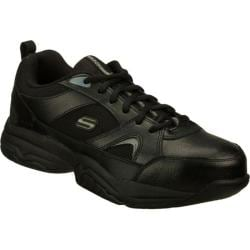 Men's Skechers Work Felix Hawk Ridge Comp Toe Black