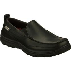 Men's Skechers Work Relaxed Fit Hobbes SR Black