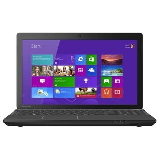 "Toshiba Satellite C55-A5140 15.6"" LED (TruBrite) Notebook - Intel Cel"