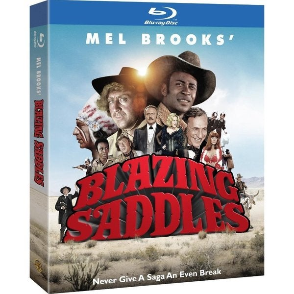 Blazing Saddles: 40th Anniversary (Blu-ray Disc) 12440531