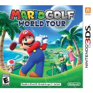 Nintendo 3DS - Mario Golf: World Tour