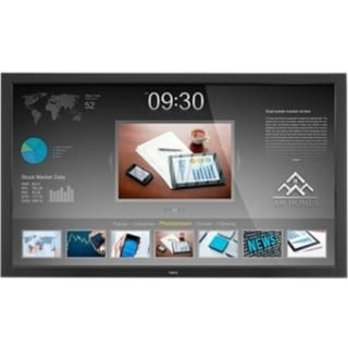 """NEC Display 46"""" LED Backlit, Touch Integrated Large Screen Display"""