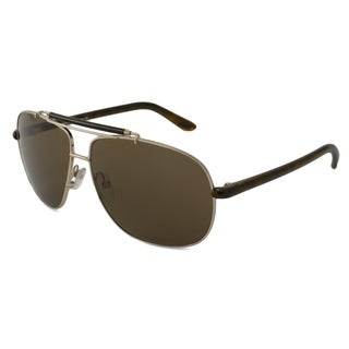 Tom Ford Men's TF0243 Adrian Aviator Sunglasses