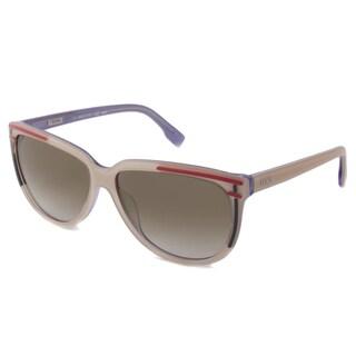 Fendi Women's FS5279 Rectangular Sunglasses