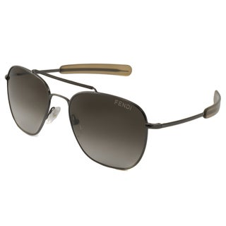 Fendi Men's/ Unisex FS5217L Aviator Sunglasses