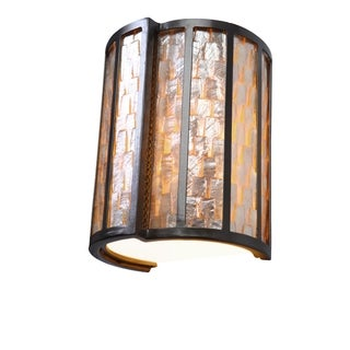 Varaluz Affinity 1-light New Bronze Sconce or Vanity Fixture