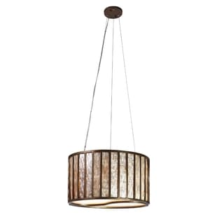 Varaluz Affinity 3-light New Bronze Pendant