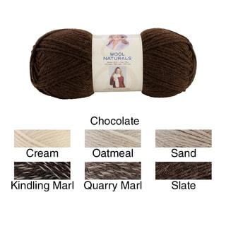 Deborah Norville Collection Wool Naturals Yarn