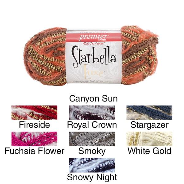 Starbella Luxe Yarn