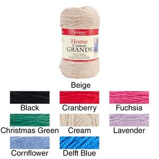 Home Cotton Grande Yarn-Solid