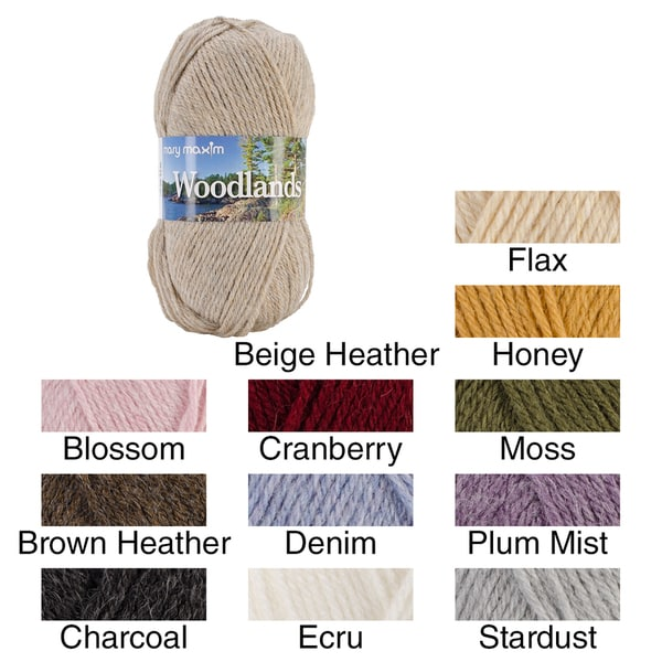 Woodlands Yarn