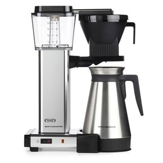 Technivorm Moccamaster KBGT-741 Stainless Steel Thermal Carafe Coffee Maker