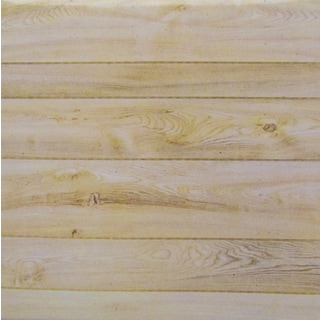 Wood Grain Pattern Modern Ceramic Wall Tile (Pack of 20)