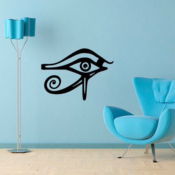 Opinion Amulet Vinyl Wall Decal Art