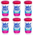 Wet Ones Antibacterial 40-count Hand Wipes (Pack of 6)