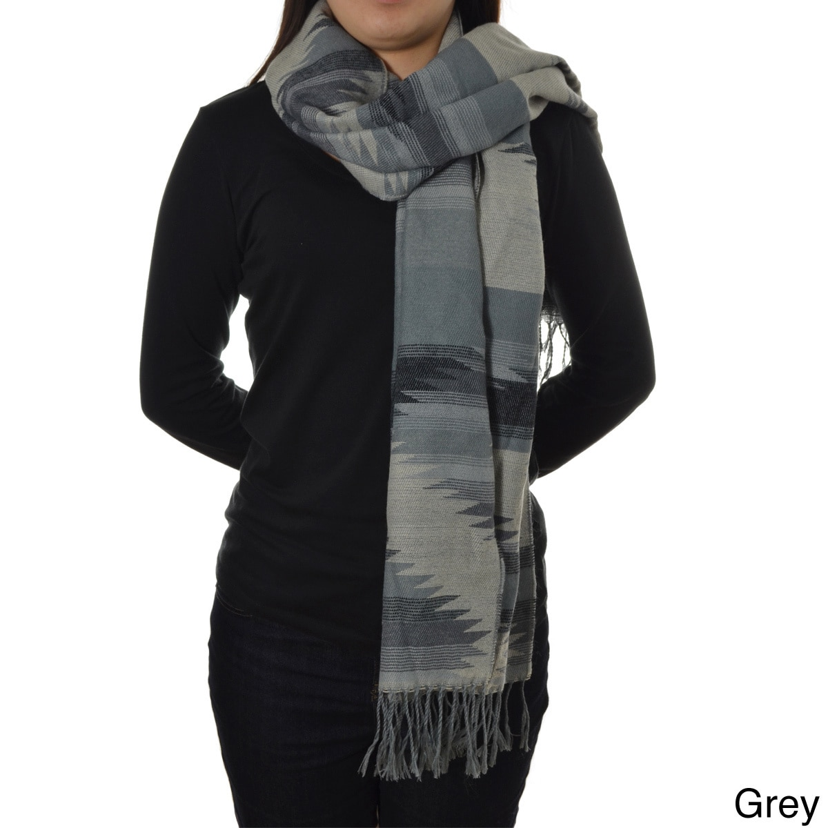 LA77 Aztec Print Blanket Scarf at Sears.com