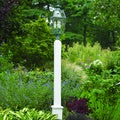 Lazy Hill Farm Designs 'Cambridge' White Lantern Post