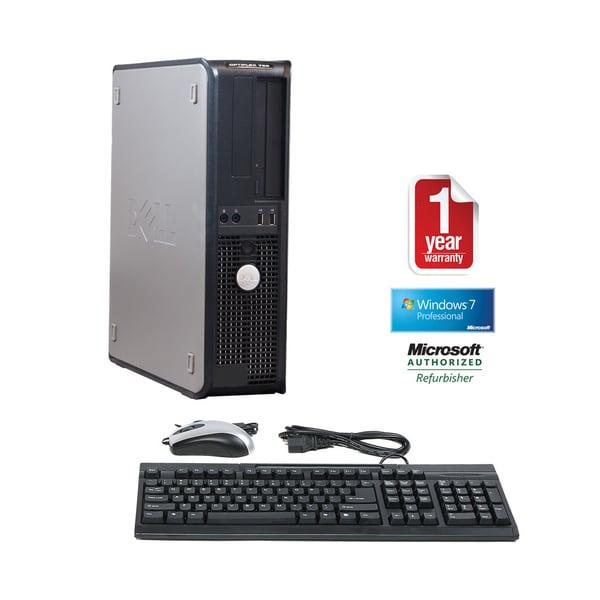 Dell Optiplex 780 Core 2 Duo 30ghz 4gb 15tb Windows 7 Pro 64bit Desktop Pc Refurbished image