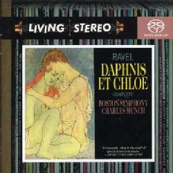 Boston Symphony - Ravel: Daphnis et Chloe