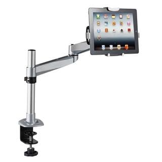 Cotytech iPad Desk Mount Dual Swivel Arms