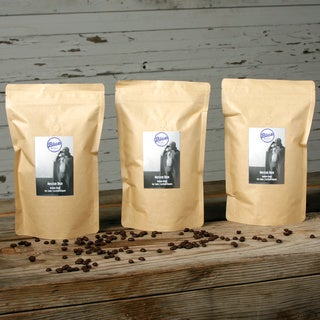 Blue Roasting Company Organic Mexican Rose Coffee (Pack of 3)