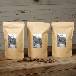 Blue Roasting Company Organic Highland Peru 1-pound Coffee Bags (Pack of 3)