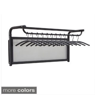 Safco Impromptu Coat Wall Rack with Hangers