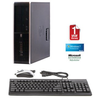 HP 6005 Pro Athlon IIX2 3.0GHz 4GB 250GB Windows 7 Pro 64-bit SFF Computer (Refurbished)