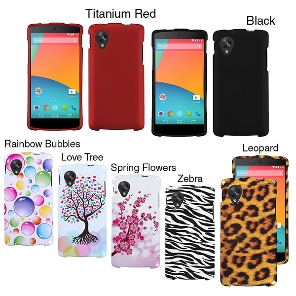 INSTEN Phone Case Cover for LG Nexus 5 D820/ D821
