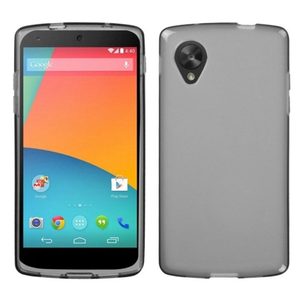 BasAcc Transparent Smoke Case for LG Nexus 5 D820/ D821
