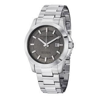 Stuhrling Original Men's Triton Swiss Quartz Bracelet Watch
